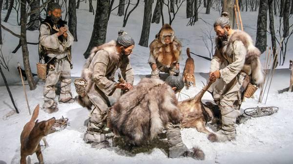 cani da caccia preistorici