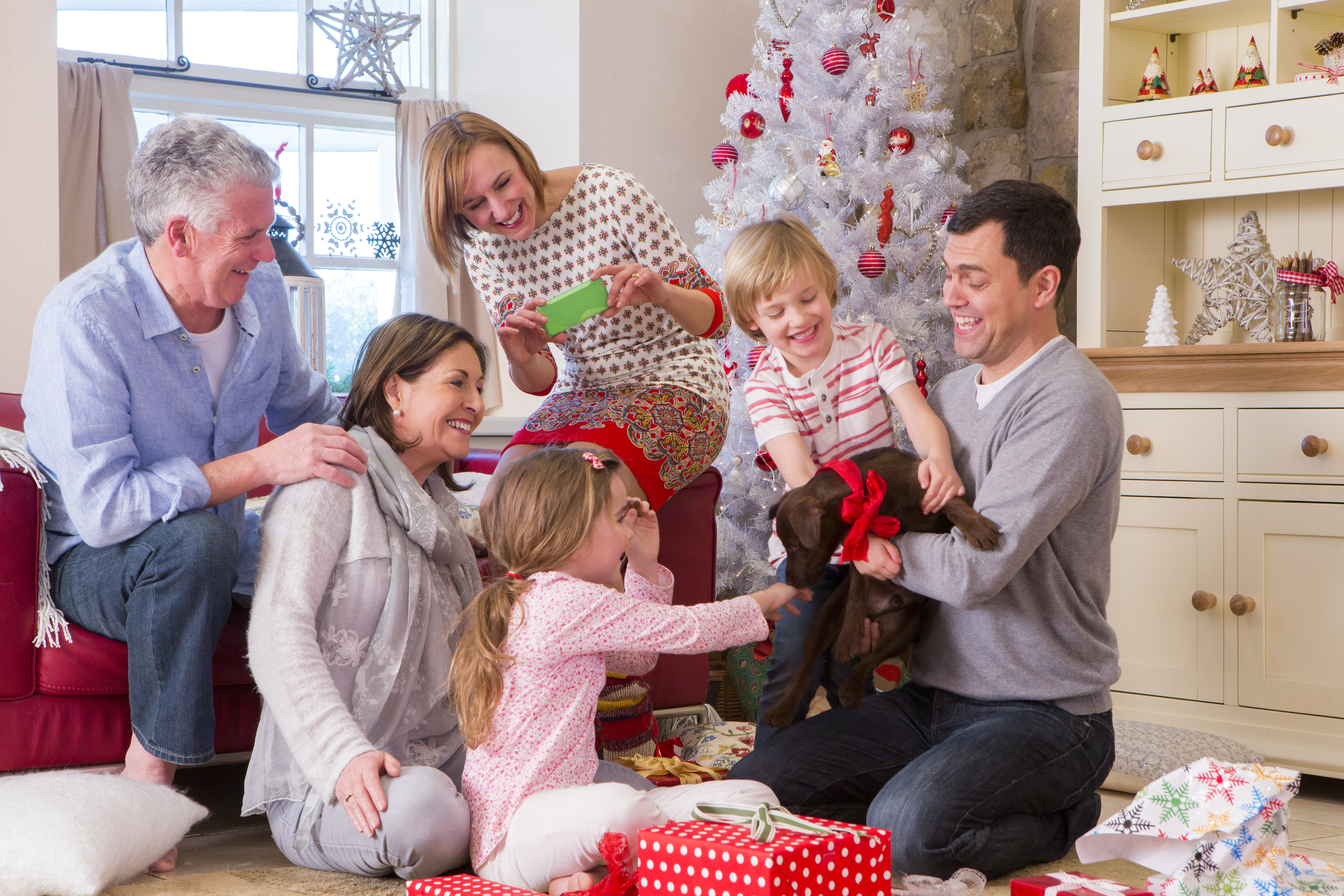 E' giusto regalare un cane per Natale?