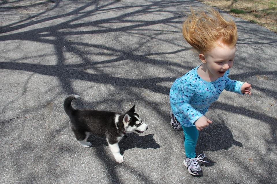 Cani e bambini? Il binomio perfetto, anche quando si tratta di salute!