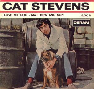 """""""I love my dog"""", la dichiarazione d'affetto di Cat Stevens al suo cane"""