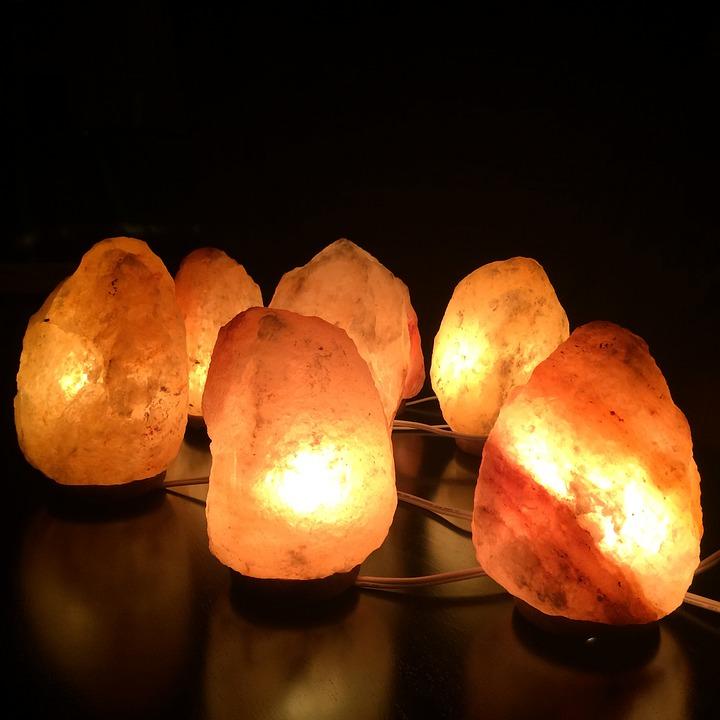 lampade di sale gatti